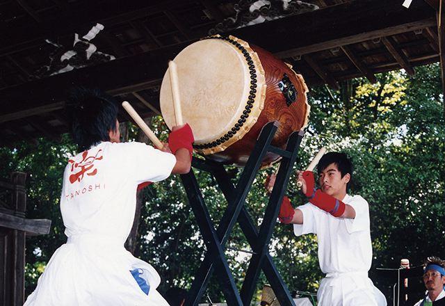 2007年 寿福の猿楽 1