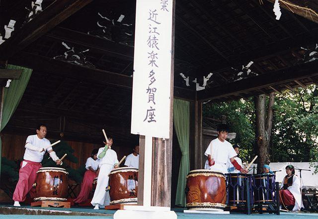 2007年 寿福の猿楽 2