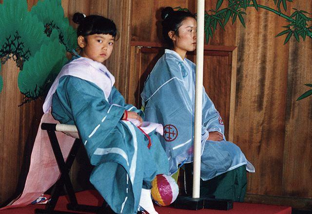 2007年 寿福の猿楽 4