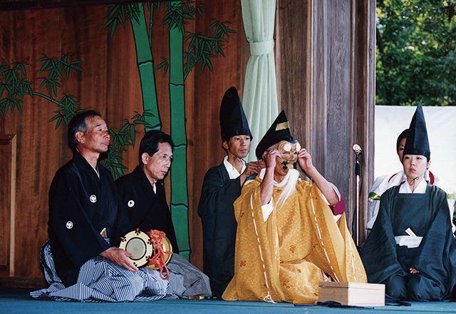 2007年 寿福の猿楽 5