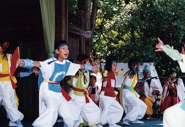 2007年 寿福の猿楽 6