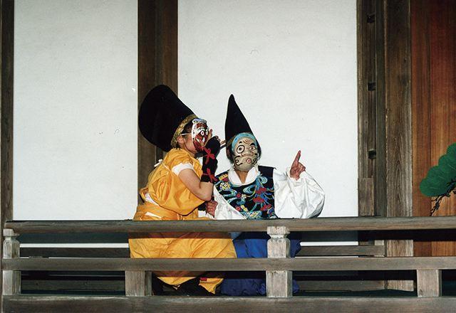 2007年 寿福の猿楽 8