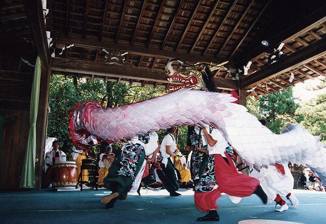 2007年 寿福の猿楽 9