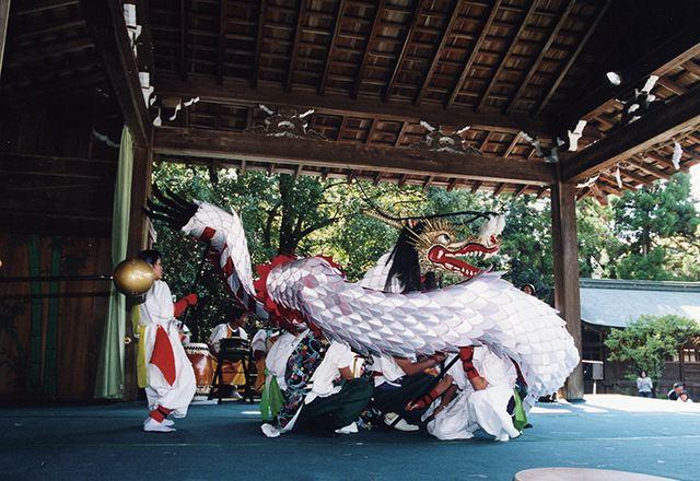2007年 寿福の猿楽 10