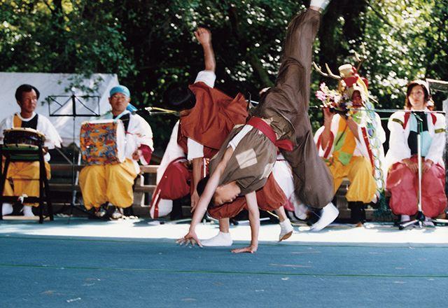 2007年 寿福の猿楽 14