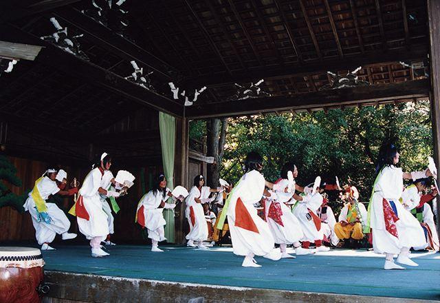 2007年 寿福の猿楽 15