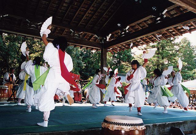 2007年 寿福の猿楽 16