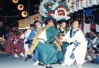 2005年 万灯祭奉納演舞 17