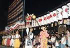 2006年 万灯祭奉納演舞 10