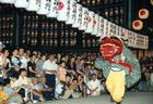 2006年 万灯祭奉納演舞 12